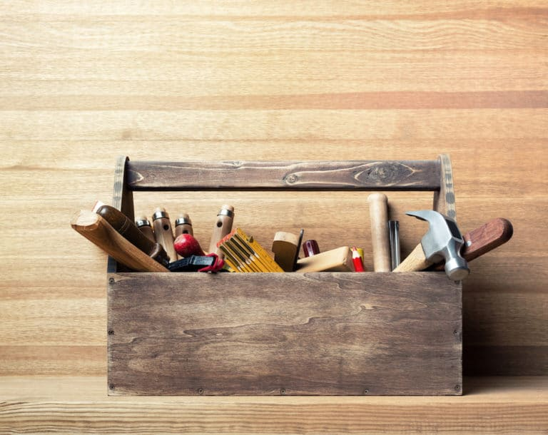 How to Personalize Your Tool Box