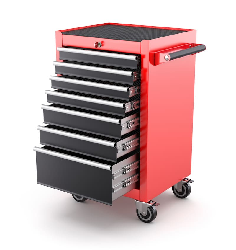 The Advantages of Having a Rolling Tool Box