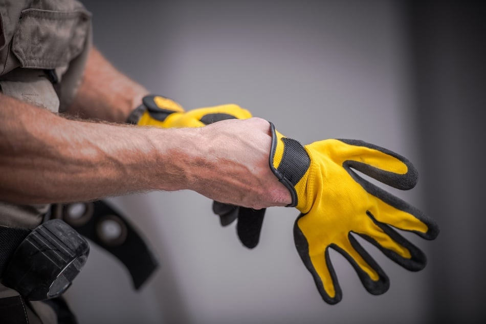 Workshop Hand and Glove Protection