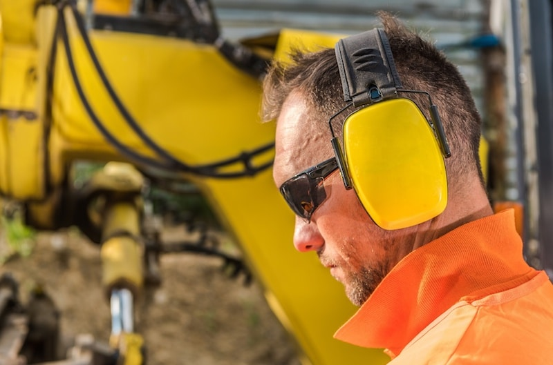 The Benefits of Wearing Hearing Protection Ear Muffs