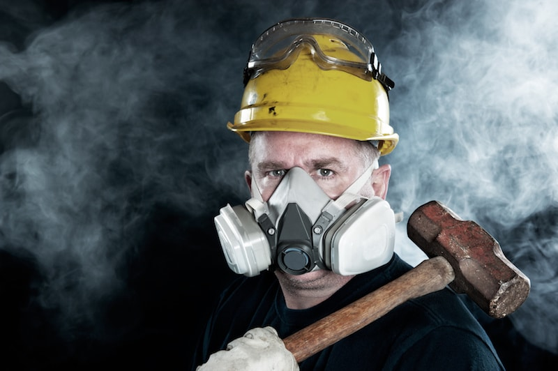How to Safely Use a Respirator