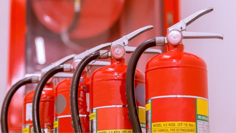 Everything You Should Know About Fire Extinguishers
