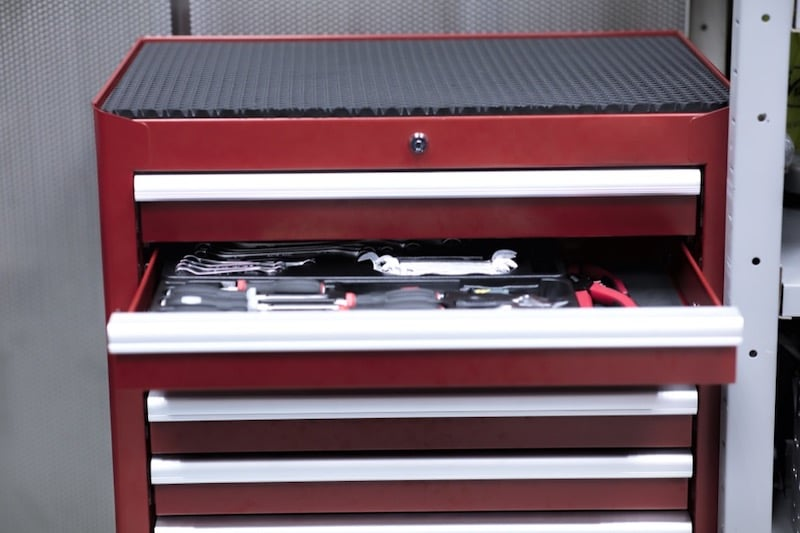 Understanding the Different Parts of a Tool Chest