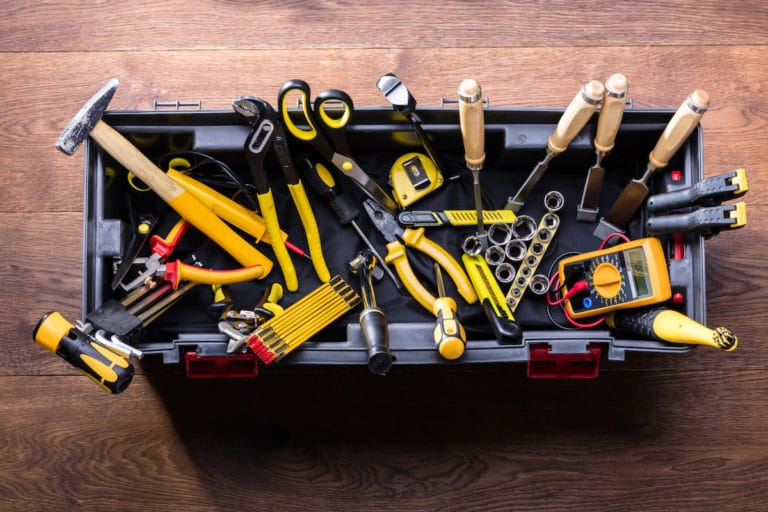 Top 5 Best Plastic Tool Boxes