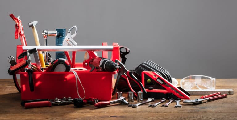 How to Organize Your Tools