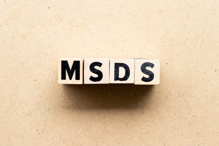 How to Read an MSDS