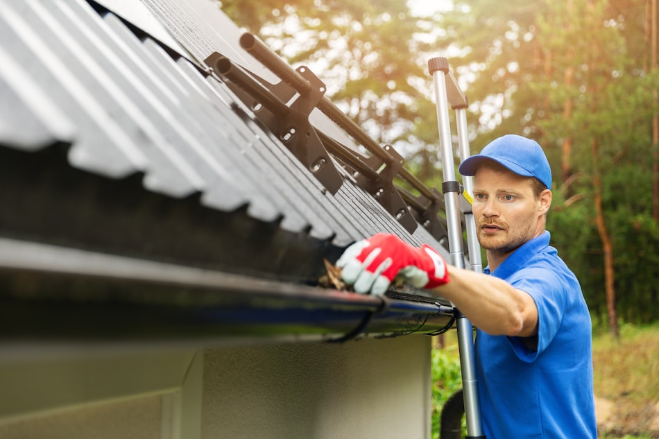 What Not To Do When Installing Gutters