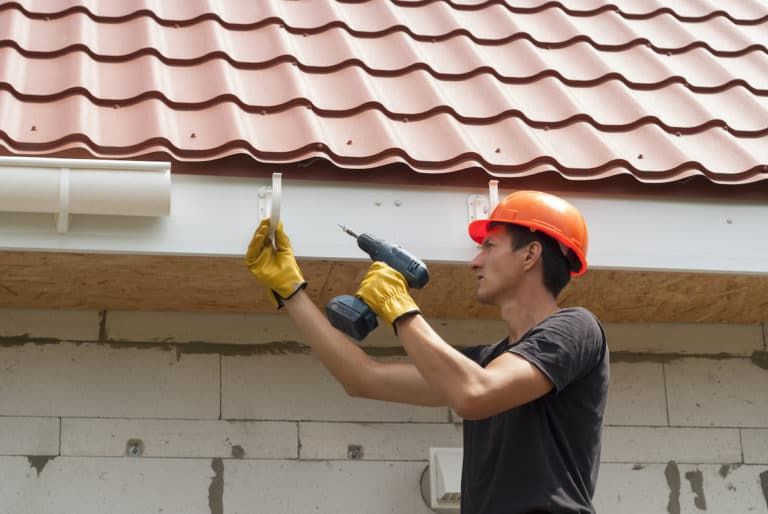 Installing Gutters on Your Home
